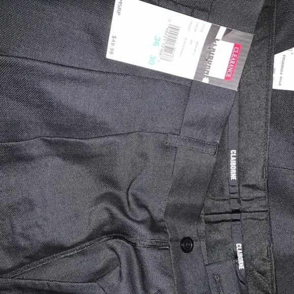 Claiborne Other - Claiborne Black Slacks/Dress Pants